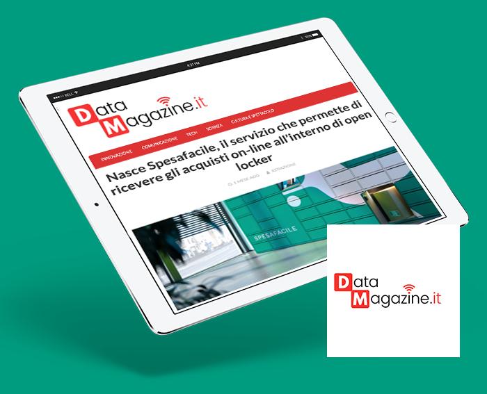 La nascita di Spesafacile è su Data Magazine