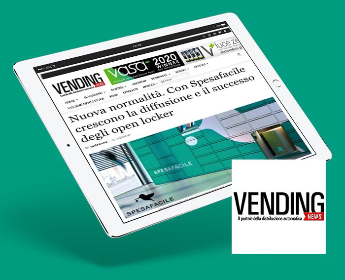 Vending News e la nuova normalità con Spesafacile